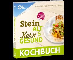 Steinalt & Kern gesund Kochbuch